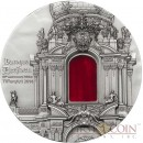 Palau 10th Edition BAROQUE DRESDEN 10th Anniversary TIFFANY ART Series Silver coin $10 Antique finish 2014 Ultra High Relief 2 oz