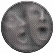 Cook Islands TRAP ATTACK (two faces) series TRAPPED $5 Silver Coin 2021 Antique finish Smartminting 1 oz