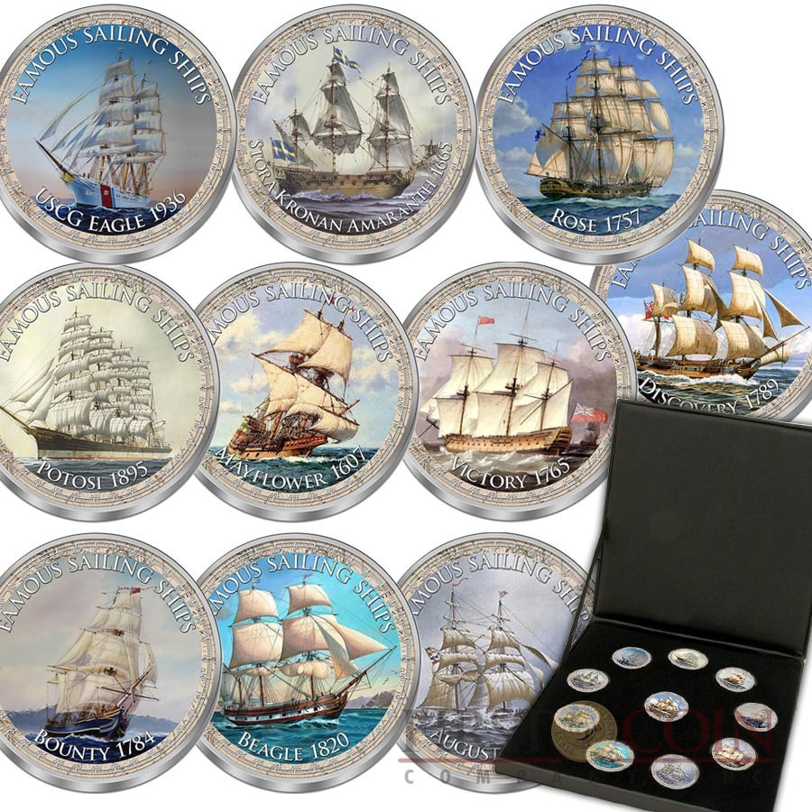 East caribbean states монета 1735 года цена