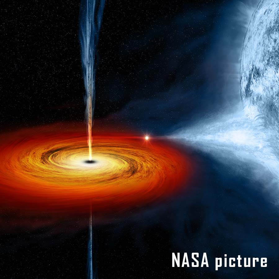 supermassive black hole real proof - photo #20
