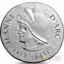 France JOAN of ARC Jeanne d'Arc Women of France €10 Euro Silver Coin 2016 Proof