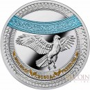 Niue Island FREEDOM series THE WORLD OF YOUR SOUL $1 Silver Coin 2018 Proof