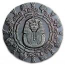 KING TUTANKHAMUN series RELIC Silver Coin-Bar 2020 Antique finish 1/4 oz