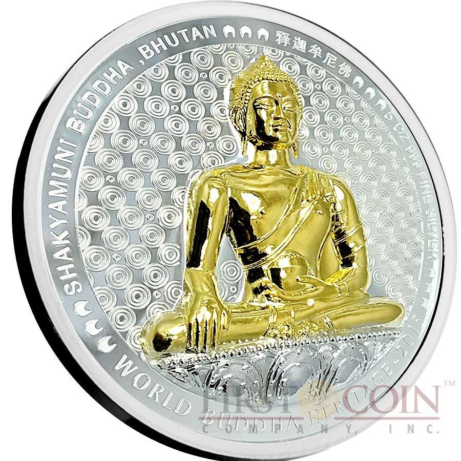 Bhutan Shakyamuni Buddha Of Bhutan Series World Buddha