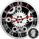Canada CLOCK TIME Canadian Maple Leaf series THEMATIC DESIGN $5 Silver Coin 2017 High quality 1 oz