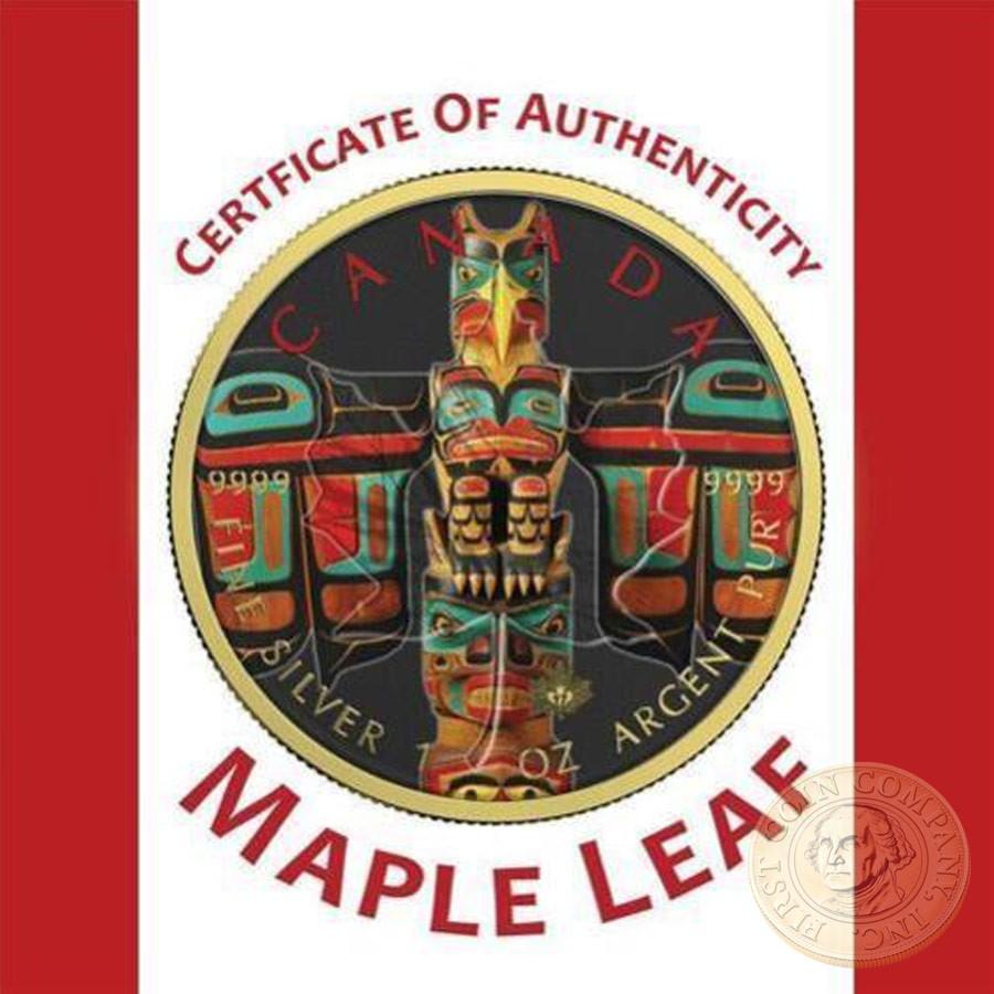 Canada Spirit Of Canada Canadian Maple Leaf Series