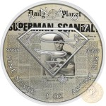 Canada SUPERMAN SENSATION Canadian Maple Leaf $5 Silver Coin 2016 High relief of S-logo 1 oz