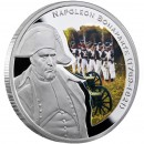 Niue Island NAPOLEON BONAPARTE series GREAT COMMANDERS $1 Silver Coin 2010 Proof