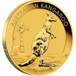 Gold Bullion Coin AUSTRALIAN KANGAROO 2012 - 1 oz