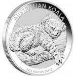 Silver Bullion Coin  AUSTRALIAN KOALA  2012 - 10 oz