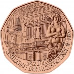Copper Coin THE BICENTENARY OF THE SOCIETY OF MUSIC LOVERS 2012