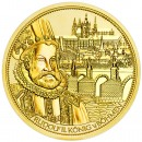 "Gold Coin ""THE CROWN OF ST WENCESLAS"" 2011 ""Crowns of the House of Habsburgs"" Series"
