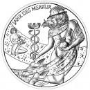 Silver CALENDAR MEDAL 2012