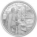"Silver Coin ""LAURIACUM"" 2012 ""Romans on the Danube"" Series"