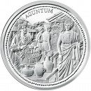 "Silver Coin ""AGUNTUM"" 2011 ""Romans on the Danube"" Series"