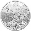 "Silver Coin ""AUSTRIA BY ITS CHILDREN"" 2012 ""10 Euro Coins"" Series"