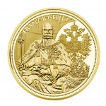 "Gold Coin THE IMPERIAL CROWN OF THE AUSTRIA 2012 ""Crowns of the House of Habsburgs"" Series, Austria - 1/2 oz"