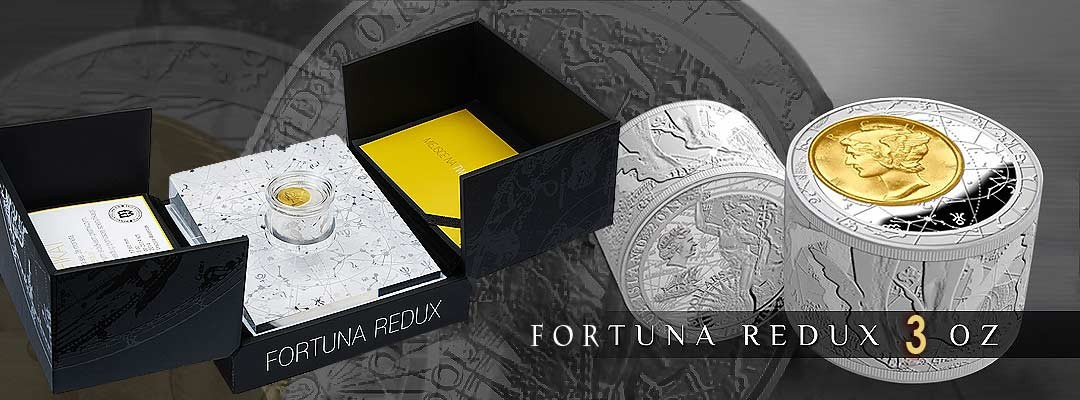 NEW 3 oz Fortuna Redux 2014