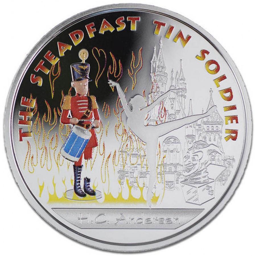 Серебряная монета андерсен риаритет