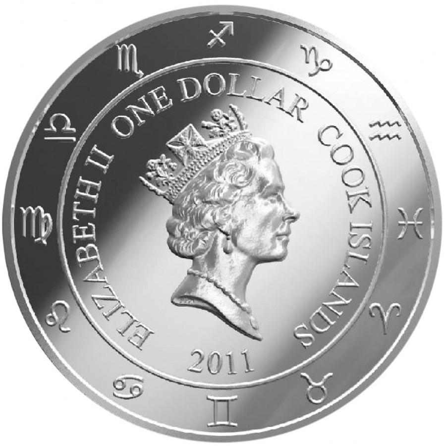 Silver Coin Sagittarius 2011 Quot Zodiac Signs Finland Series
