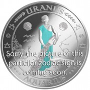 "Silver Coin VIRGO 2011 ""Zodiac Signs - Finland"" Series"
