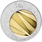 Silver Coin WORLD DESIGN CAPITAL HELSINKI 2012