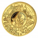 Золотая монета ИОАН 2011, Либерия -  5 унции