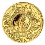 Gold Coin JOHANNES 2011,Liberia - 5 oz