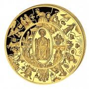 Gold Coin PETRUS THALER 2009,Liberia - 5 oz