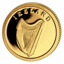 Gold Coin IRELAND 2008, Liberia - 1/50 oz