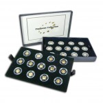 """European Collection"" 2008 Twenty Six  Gold Coin Set, Liberia"