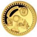 "Gold Coin TSARS-CANNON 2011 ""Moscow Kremlin"" Series, Liberia - 5 oz"