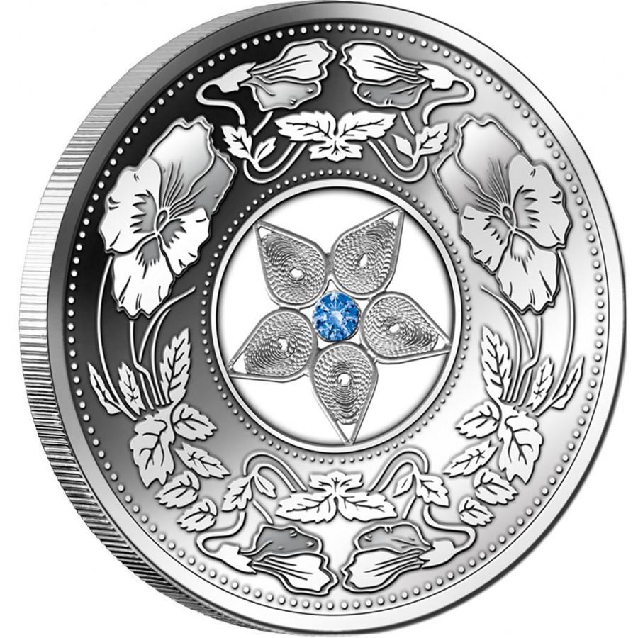 Монеты с драгоценными камнями кульпина юлия