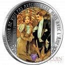 Silver Coin LOVE QUOTATIONS 2012