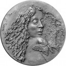 "Silver Coin SUMMER 2012 ""Seasons of the Year"" series with Ultra High Relief"