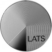 Latvia 365 Coin of Time Innovative Silver Coin 2013