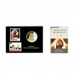 SISTINE MADONNA - RAPHAEL ( 500-TH ANNIVERSARY )  2012 Three Silver Coin Set