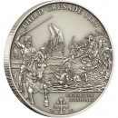 "Silver Coin 3RD CRUSADE: RICHARD THE LIONHEARD 2010 ""History of the Crusades"" Series"