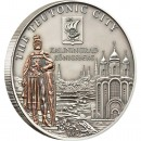 "Silver Coin KALININGRAD (RUSSIA) 2010 ""Hanseatic League Sea Trading Route"" Series"