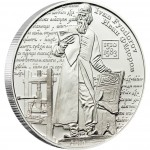 "Silver Coin IVAN FYODOROV 2011 ""Single Issues"" Series"