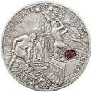 "Silver Coin RUBY 2011 ""Treasures of the World"" Series"