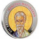 "Cu-Ni Silver-Plated Coin ST. MATTHEW 2009 ""Single Issues"" Series"