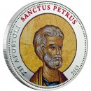 "Cu-Ni Silver-Plated Coin ST. PETER 2009 ""Single Issues"" Series"