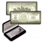 Silver $100 BILL 2010 - 4 oz