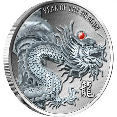 Dragon Coin description
