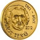 Gold Coin CARLOS SEIXAS 2012