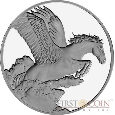 Year of the Horse 2014 Silver Coin