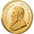 Gold Bullion Coin SOUTH AFRICAN KRUGERRAND 2012 - 1 oz