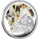 Silver Coin AKITA 2011 47 Prefectures Coin Program Series