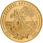 Pacific Sovereign Gold Bullion Coin 2009 - 1oz